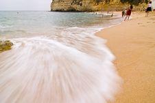 Free Carvoeiro Beach Stock Images - 5940674