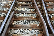 Free Railroad Track Stock Images - 5940804