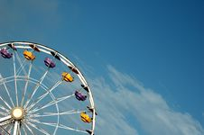 Free Ferris Wheel Royalty Free Stock Photography - 5941637