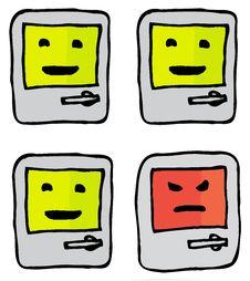 Free Computer Virus Large Royalty Free Stock Image - 5942116
