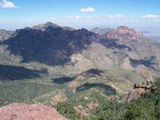 Free Desert Mountain Vista Royalty Free Stock Photos - 5942728