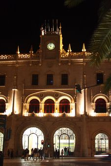 Free Lisbon Royalty Free Stock Image - 5943176