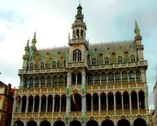 Free Brussels Grand Place Stock Images - 5943374