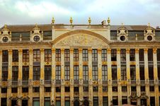 Free Brussels Grand Place Stock Photography - 5943582