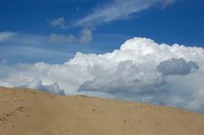 Free Sand Hill Royalty Free Stock Photo - 5943925