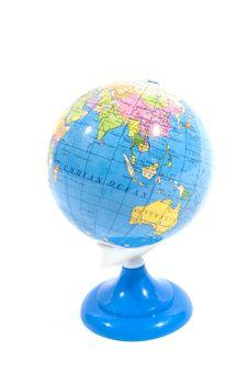 Free School Globe Royalty Free Stock Images - 5945119