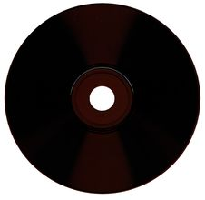 Free Black Compact Disk Stock Photography - 5945222