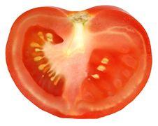 Free Fresh Natural Tomato Slice Royalty Free Stock Photos - 5945488