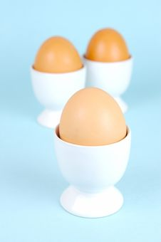Free Hard Boiled Eggs Royalty Free Stock Images - 5946149