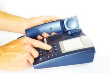 Free Telephone Royalty Free Stock Photography - 5946297