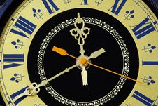 Free Old Clock Royalty Free Stock Photos - 5946298