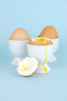 Free Hard Boiled Eggs Stock Photos - 5946343