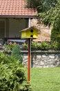 Free Bird House Royalty Free Stock Photo - 5953675