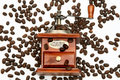 Free Old-fashioned Coffee Grinder Stock Photos - 5958803