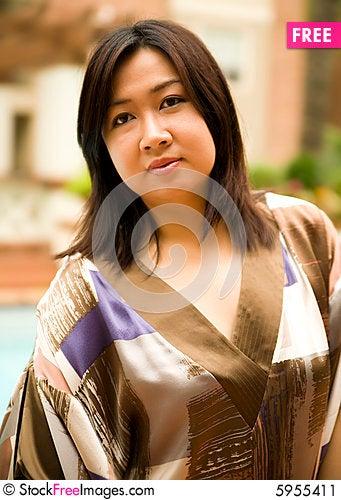 Free Close Up Fashion Model Stock Image - 5955411