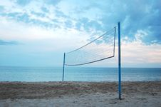 Free Volleyball Net Stock Photos - 5950303