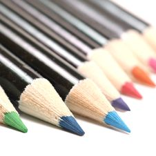 Free Color Pencils Stock Photography - 5950572