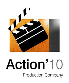 Action 10 Logo Royalty Free Stock Photo
