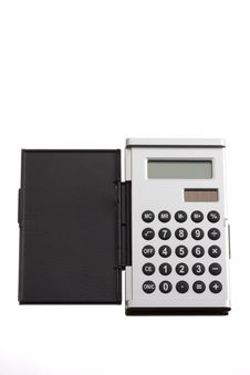 Free Calculator Royalty Free Stock Photography - 5951287