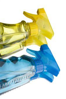 Free Spray Bottles Stock Photos - 5951413