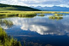 Free The Lake Giving A Pacification Stock Photo - 5951570