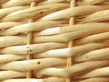 Free The Wicker Texture Stock Image - 5951591