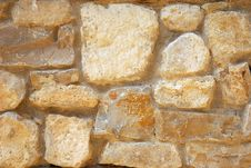 Free Stone Wall Texture 2 Stock Image - 5952001