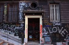 Free Graffito In Marseilles Stock Images - 5952644