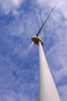 Free Wind Generator Stock Photography - 5952702