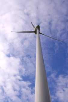 Free Wind Generator Royalty Free Stock Photos - 5952708