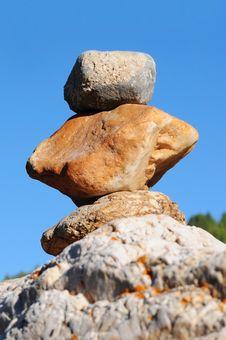 Free Standing Rocks Stock Image - 5952831