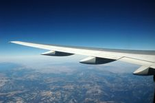 Free Flying High Stock Photography - 5952932