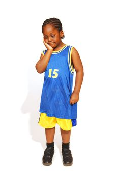 Young Jamaican Boy. Royalty Free Stock Photography