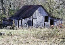 Free Old Barn Royalty Free Stock Image - 5954016