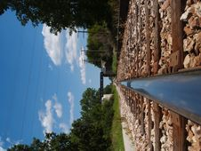 Free Train Rail Stock Photo - 5954120