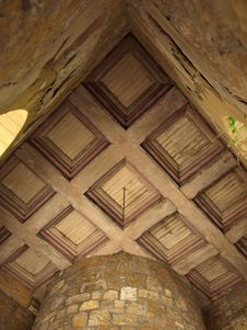Free Historic Church Ceiling Detail Royalty Free Stock Photography - 5954267