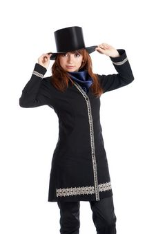 Free Fashion Girl Royalty Free Stock Image - 5954446