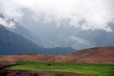 Free The Sacred Valley Royalty Free Stock Photos - 5954738