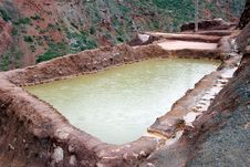 Free Salt Fields, The Sacred Valley Royalty Free Stock Photo - 5954985
