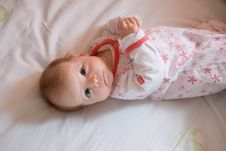 Free Little Baby Stock Image - 5955181