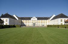 Free Augustenborg Castle Stock Image - 5955681