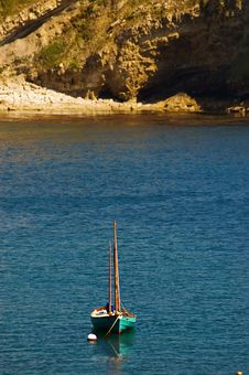 Free Sailboat Royalty Free Stock Image - 5955706