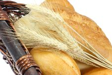 Free Wheat Bread. Royalty Free Stock Images - 5955799
