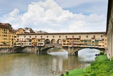 Free Ponte Vecchio, Florence, Italy Royalty Free Stock Images - 5956539