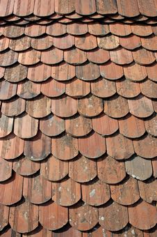 Free Old Roof Stock Photography - 5956842