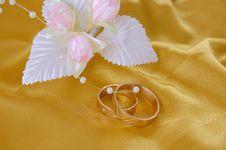 Free Rings Stock Image - 5956861