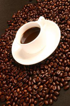 Free Coffee,coffee Beans Royalty Free Stock Photos - 5957188