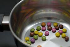 Free Pills In A Pan Stock Photos - 5957353