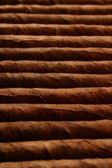 Free Cigars Royalty Free Stock Image - 5958026