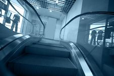 Free Escalator Stairs Stock Photography - 5958052